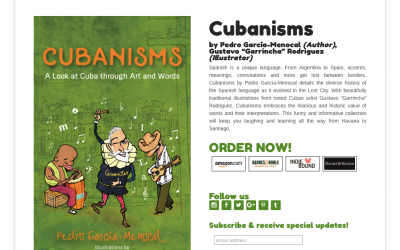 Cubanisms Book